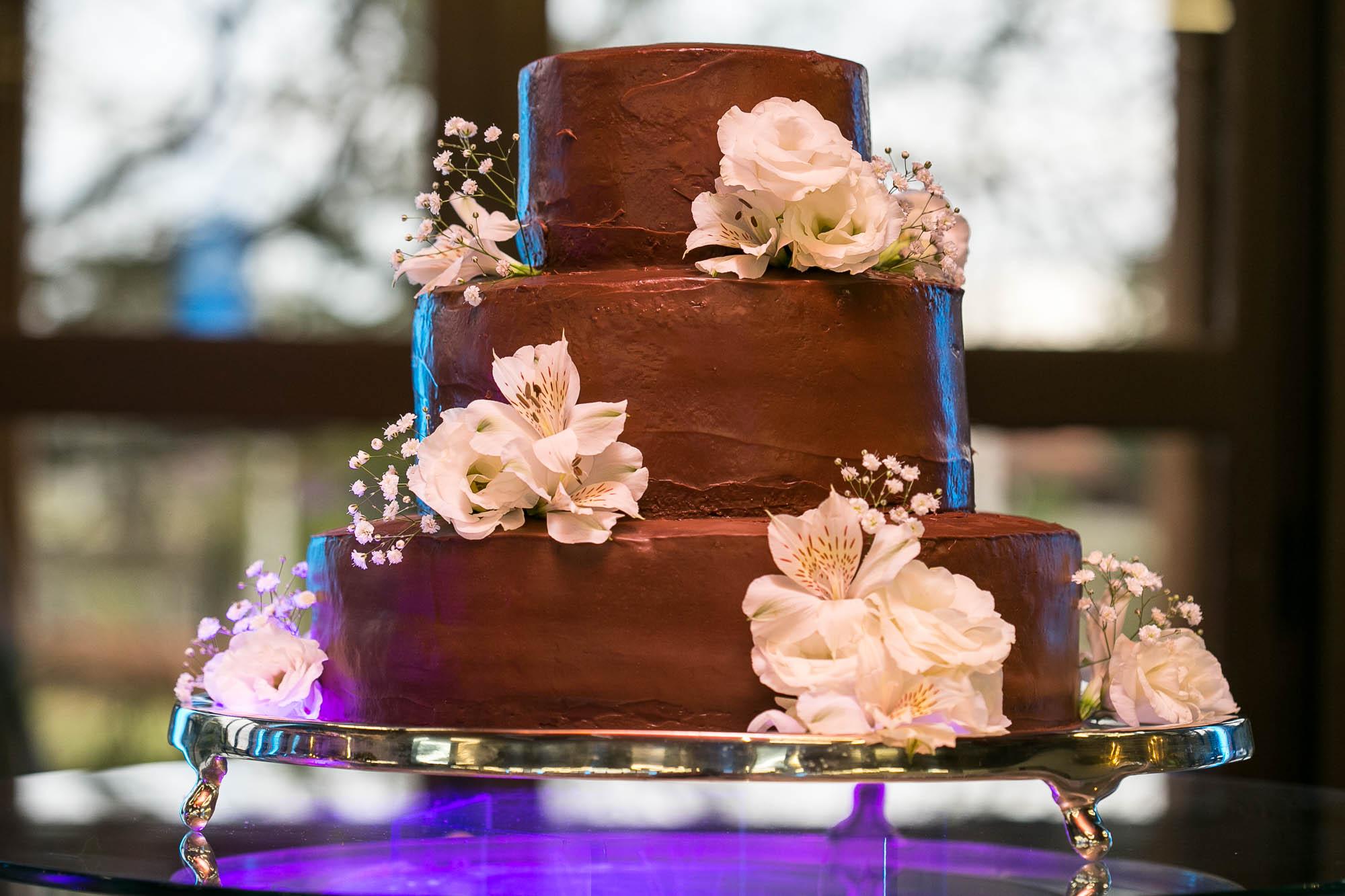 bolo de casamento flores naturais Curitiba Julia Guedes